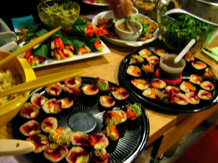 Raw Food Potluck