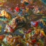 Indian Meatballs in Tamarind-Fennel Tomato Sauce
