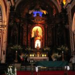lima-cathedral-lilies