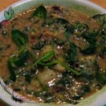 dal-with-spinach