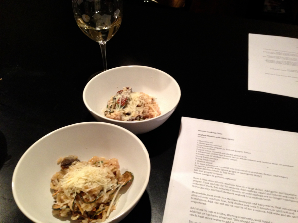 wild-mushroom-risotto-cooking-class-montreal