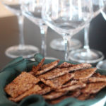 almond-thyme-crackers