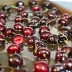 glazed-cherries