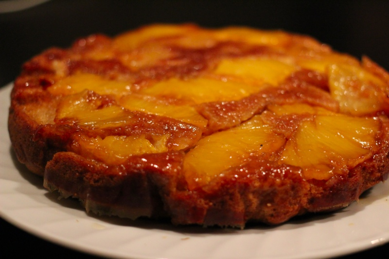 how to make the best pineapple upside down cake