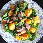 spring-salad-lemon-roasted-potatoes-maple-dressing