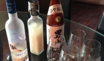 how to make homemade korean sake