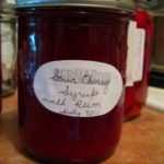 Rum-Soaked Sour Cherry Molasses