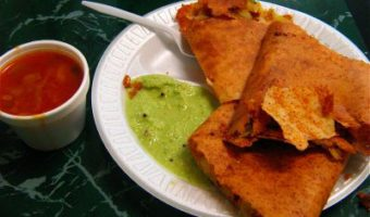 Foodie Paradise in Flushing, NY, Part 1: Dosa and Dim Sum