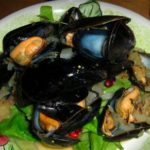 Sunday Night Dinner: Moules Marinière