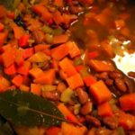 Butternut Squash and Bean Soup