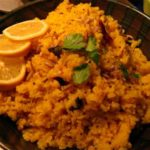 "Lemon Rice with Peanuts from Hari Nayak's ""My Indian Kitchen"""
