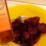 Peach-Kissed Beets