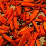 Berbere-Spiced Sweet Potato Fries