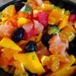 Spiced Fruit Chaat for a Sunny Spring/Summer Day