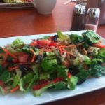 Nux Wellness Centre: Yoga, Salads, Smoothies and Raw Desserts