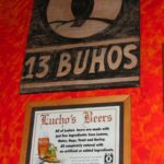 13 Buhos in Huaraz and Lucho's Beer