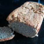 Requiem for a Loaf: Gluten-free Lentil and Rice Bread