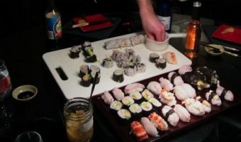 Sushi Making Class in Montreal This Friday, April 26th, 2013