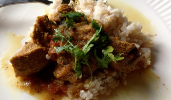 Indian Lamb Curry from Hari Nayak's Easy Indian Cooking