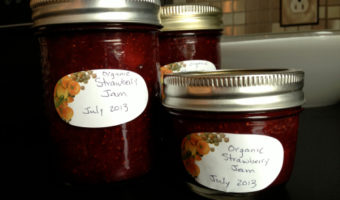 Successful Strawberry Jam Canning Class
