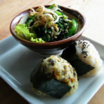 Cafe Falco: Zen in the Mile End (and Japanese Onigiri Rice Balls)