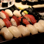 Sushi Classes in Montreal, and Flying Through Tokyo