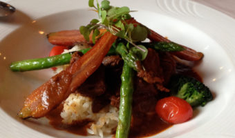 Stewed Alpaca and Peruvian Fine Dining at Mochica Restaurant in Montreal