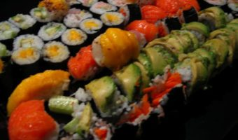 Last Chance to Sign up for my Sushi Making Class in Montreal This Sunday, May 25, 3-6pm