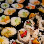 Photos from the Last Vegetarian Sushi Class