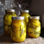 Zucchini Pickles and the Mighty Squash