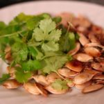 Toasted Pumpkin Seeds and Slow-Cooker Chicken Curry