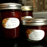 Canning Class Today: Organic Strawberry Jam and Pickled Eggplant