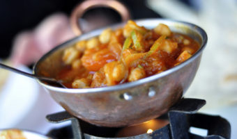 "Chana Masala from ""My Indian Kitchen"""
