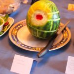 Death Star Watermelon and Exotic Fruit from Baobab I