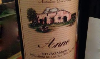 Negroamaro del Prete Anne Review