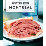 Launching the Glutton Guide Montreal