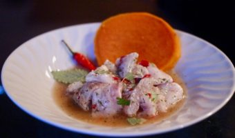 Peruvian Ceviche is Not Mexican Ceviche