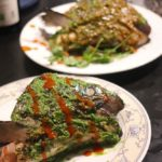 Herbalicious and Spicy Fish Heads from the Toqué! Restaurant Cookbook