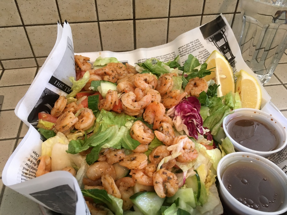 brit-and-chips-montreal-sustainable-shrimp-salad