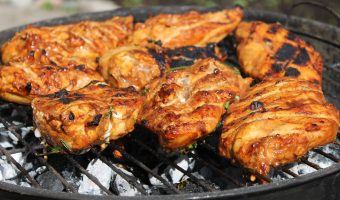 A Tale of Two Spice Cupboards and What to Cook Together: Chicken Paprikash