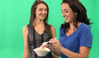 Homemade Meal Delivery Taste Test on Global Mornings Montreal