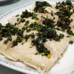 Slow-Braised Arctic Char Fillets with Gremolata (Dairy-Free)