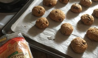 duck fat oatmeal cookies gluten free
